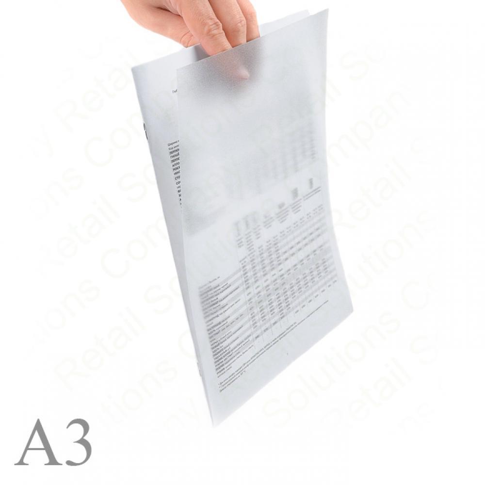Лист пластиковый (протектор) DBAM-A3