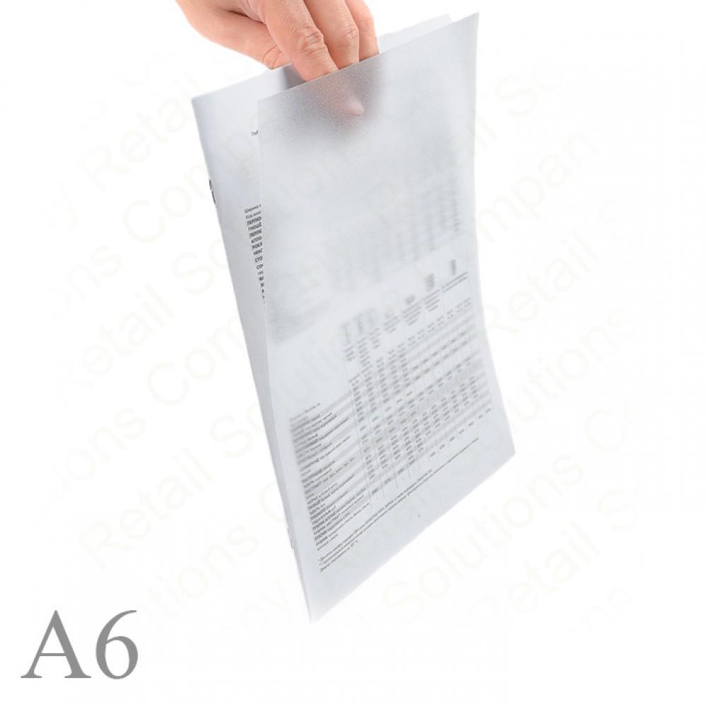 Лист пластиковый (протектор) DBAM-A6