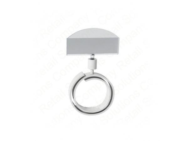 Ценникодержатель-цилиндрической формы ROLL-CLIP-XL-00мм