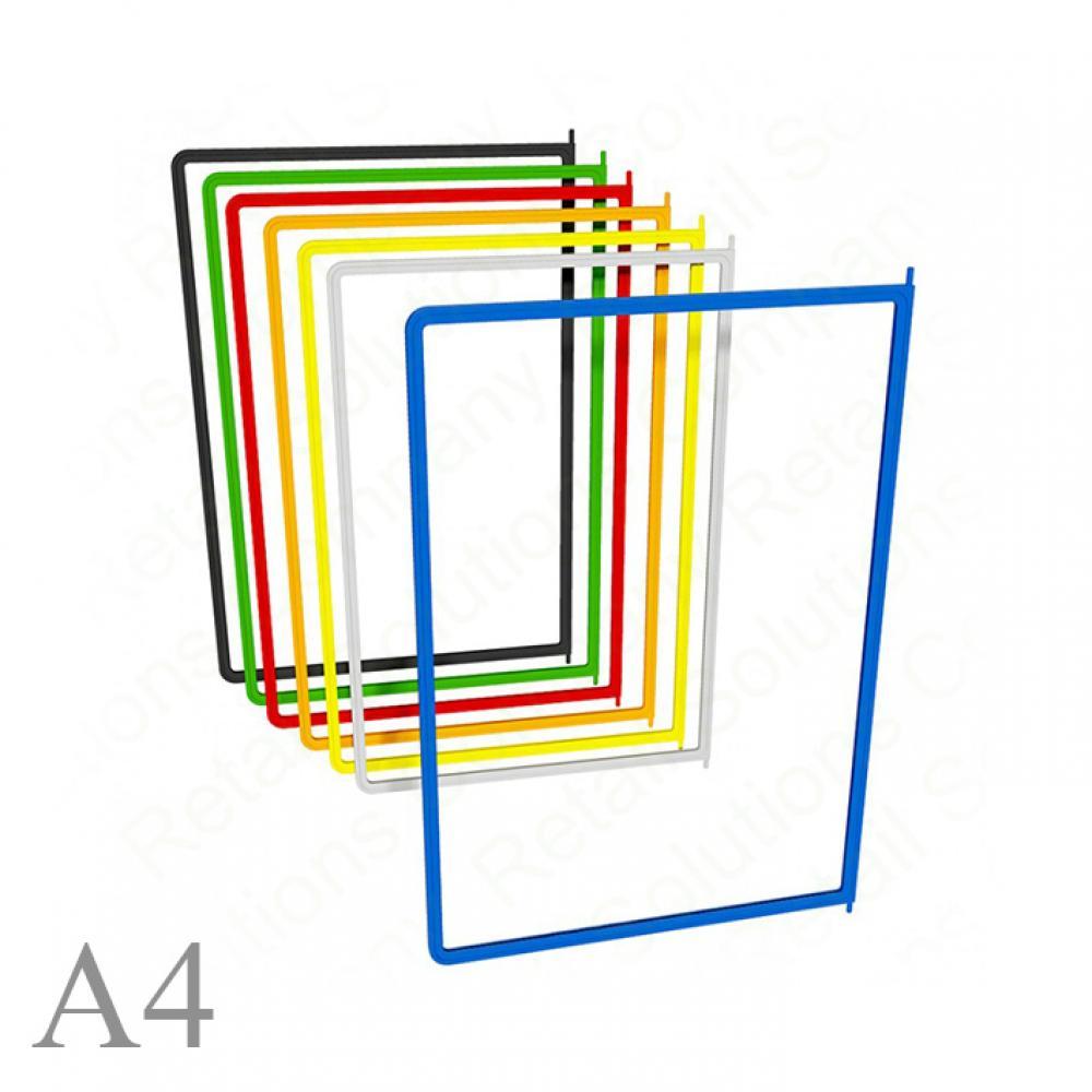 Рамка для перекидной системы А4