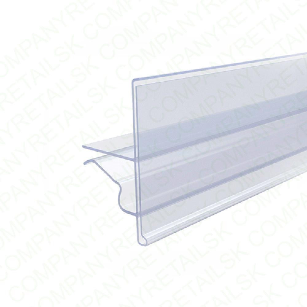 Цнникодержатель для холодильных шкафов Frigoglass изготавливаются из морозоустойчивого пластика