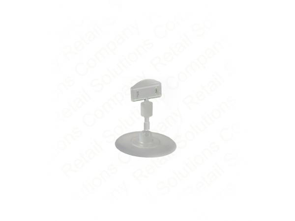 Ценникодержатель  на круглой подставке BASE-CLIP-00мм