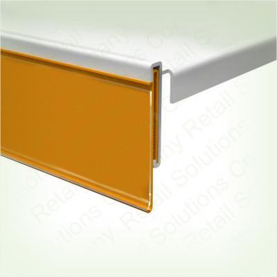 Ценникодержатель полочный Оранжевый IP39-1235мм