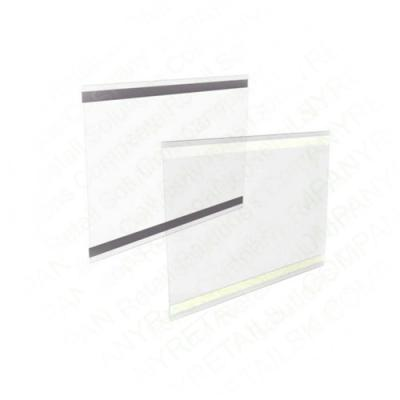 Карман для информации DBB на магнитной ленте или двухстороннем скотче