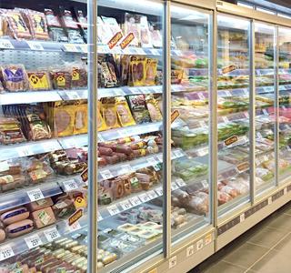 Ценники для холодильных шкафов