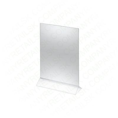Подставка под меню с треугольным основанием (менюхолдер)