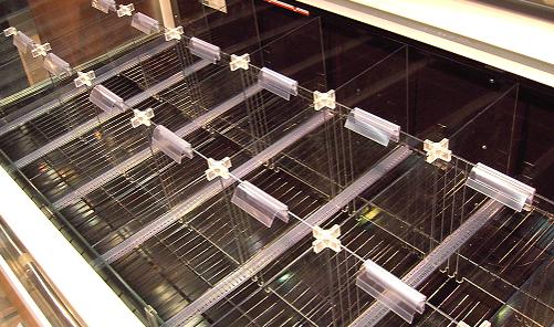Разделители для холодильных бонет Retailsk