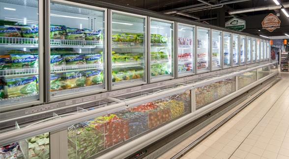 Бонеты , холодильные системы Retailsk